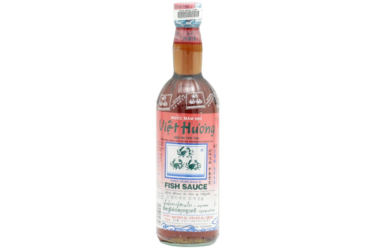 Fish sauce guides tra vinh networks for Fish sauce uses