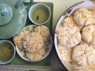 Tuyet's Almond cookie - Banh Bot Dau