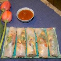 Recipe: Bi Cuon Chay - Vegetarian spring rolls
