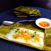 Banh Nam - Vietnamese Shrimp Tamale