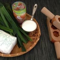 Banh Phuc Linh - Vegan Tapioca Cookies