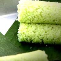 Banh Ong - Pipe Pandan Rice Cake
