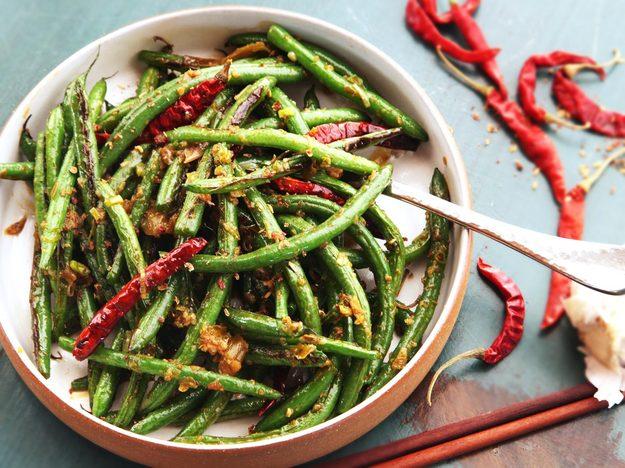 sichuan-dry-fried-green-bean