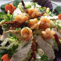 Recipe: Easy Goi Tom Thit - Vietnamese Shrimp Salad