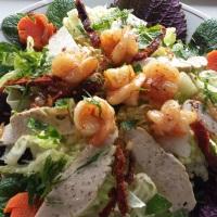 Recipe: Easy Goi Tom Thit - Vietnamese Shrimp Salad